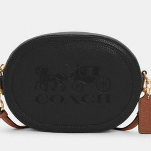 Camera Bag With Horse And Carriage